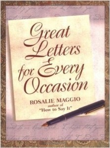 Great Letters