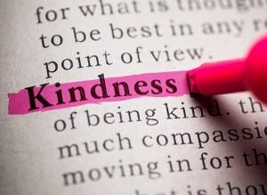 kindness word