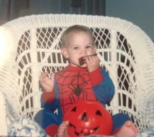 Ryan Spiderman