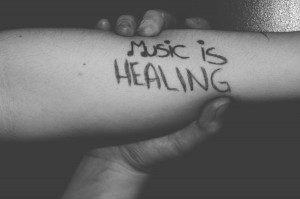 music is healing