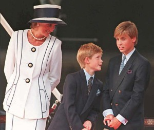 diana white suit AFP Getty Images