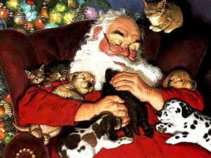 Santa_and_Puppies