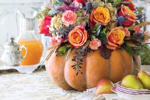 Victoria Magazine Pumpkin